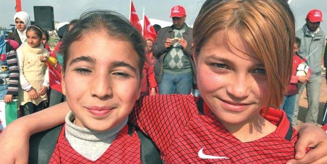Mustafa Çağlar'ın objektifinden Kilis ve Çobanbey