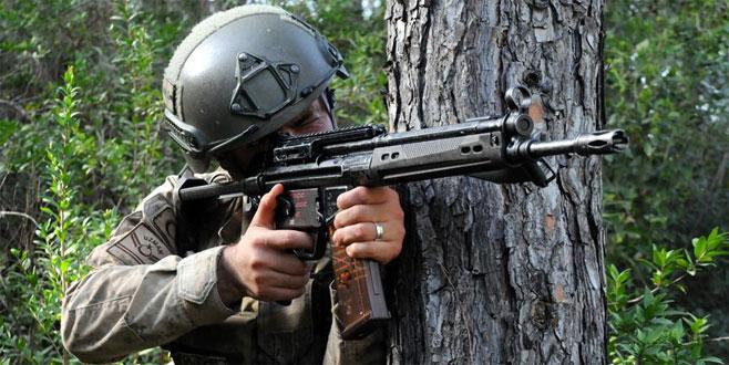 JÖH'ler Amanoslar'da PKK'ya göz açtırmıyor