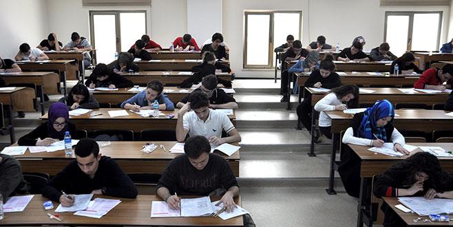 Yeni sınav sistemini gerçek ortamda yaşadılar