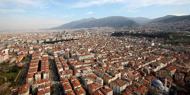 Bursa'daki riskli alan ve yapıların envanteri çıkarıldı