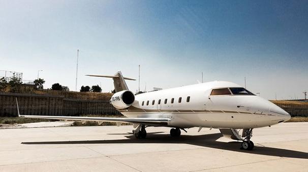 Düşen özel jette en az 11 kişi hayatını kaybetti. Uçağın kime ait olduğu belirlendi