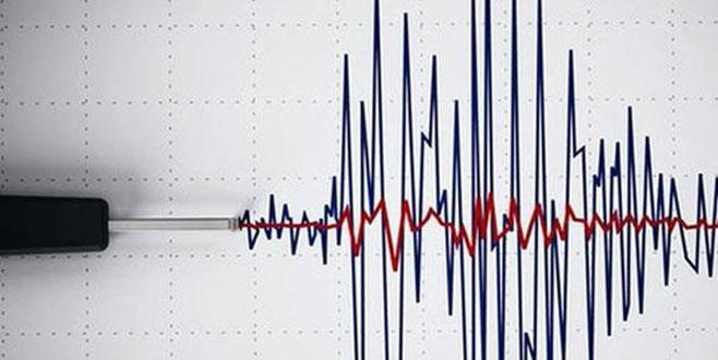 Papua Yeni Gine'de 7,2 büyüklüğünde deprem