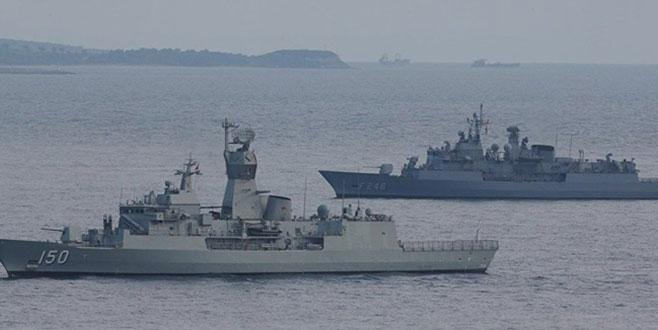 Katar donanmasına 2 savaş eğitim gemisi