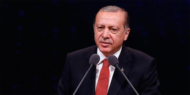 Cumhurbaşkanı Erdoğan'dan 'Regaib Kandili' mesajı