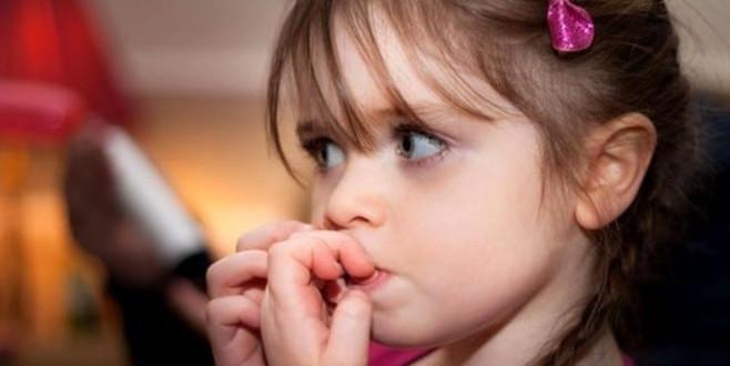 Çocuğunuz neden tırnağını yiyor?