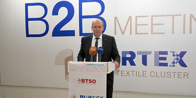 Tekstil ihracatına katkı sağlayacak
