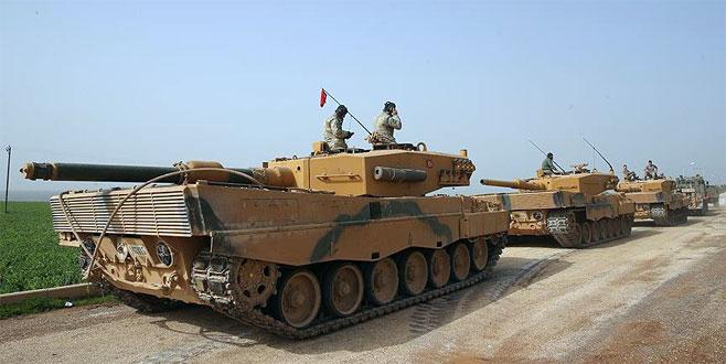 TSK ve ÖSO, Afrin'de 4 köyü daha teröristlerden temizledi