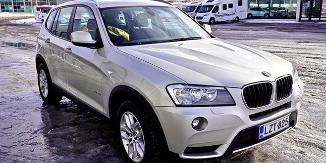 Yeni BMW X3 görücüye çıktı