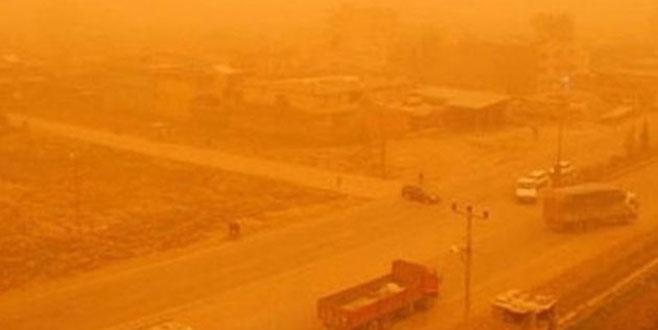 Dikkat! Meteoroloji'den 'toz taşınımı' uyarısı…