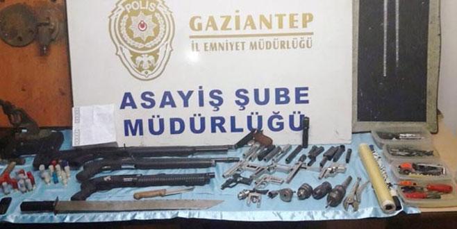 Gaziantep'te yakalanan 'Kurt Adam' tutuklandı!