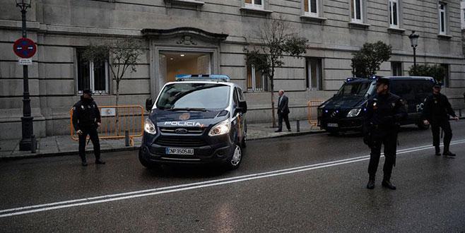 İspanya Yüksek Mahkemesi'nden flaş tutuklama kararı
