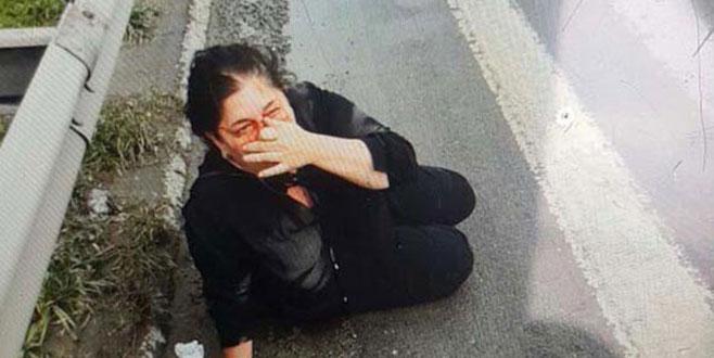 Uber sürücüsü kadın yolcuyu dövüp hastanelik etti!