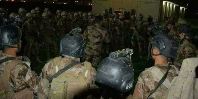 Irak ordusu, Sincar'a doğru harekete geçti!
