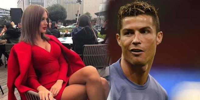 'Ronaldo beni evine çağırdı' demişti! Olayın gerçeği ortaya çıktı