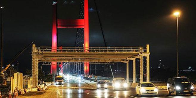 Köprü ve otoyoldan 2 ayda 272 milyon TL