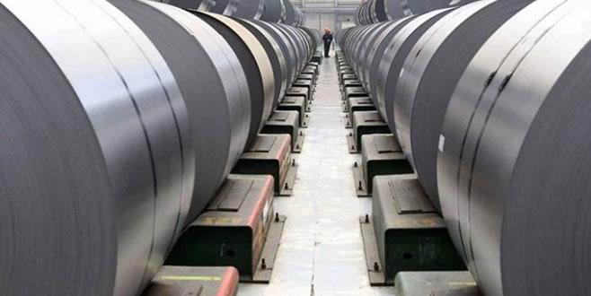 Çelik sektörüne yönelik çalışma