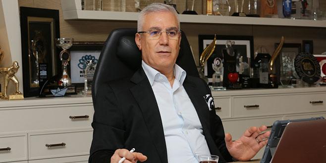 Bozbey Türkiye'nin en başarılı 7. başkanı