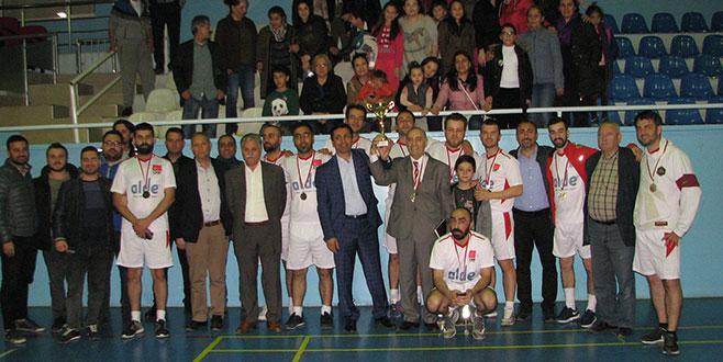 Şampiyon Kestel CHP