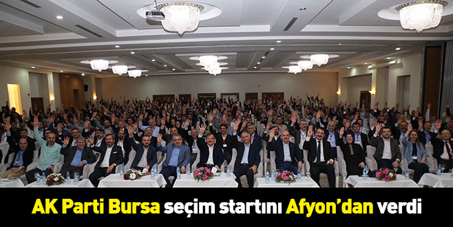 Erdoğan'dan Bursa'ya övgü