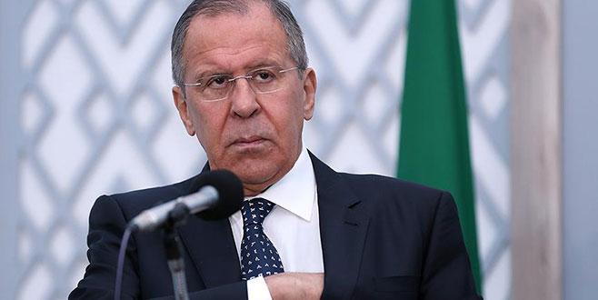 Lavrov'dan ABD ve AB ülkelerine sert tepki