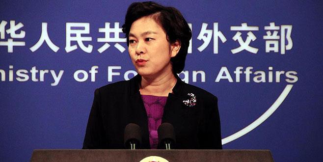 Çin'den taraflara diyalog çağrısı