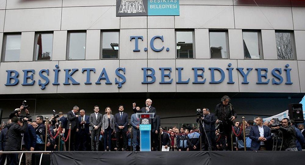 Beşiktaş Belediye Başkan Yardımcısı görevden alındı