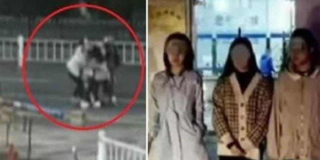 3 genç kadın beğendikleri adamı kaçırmaya çalıştı