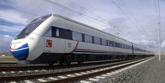 10 setlik yüksek hızlı tren' ihalesi Siemens'in