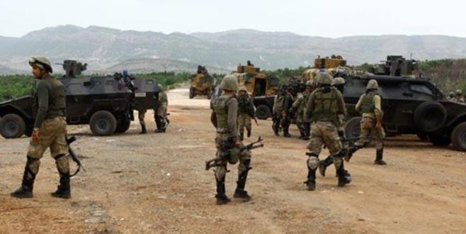 Diyarbakır'da güvenlik güçlerine saldırı: Yaralı askerler var…