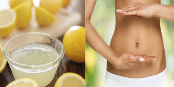 Limon suyunu vücudunuza sürerseniz..