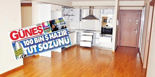 Güneş Gazetesi Kılıçdaroğlu'nun kızının evini satıyor! İşte şartlar…