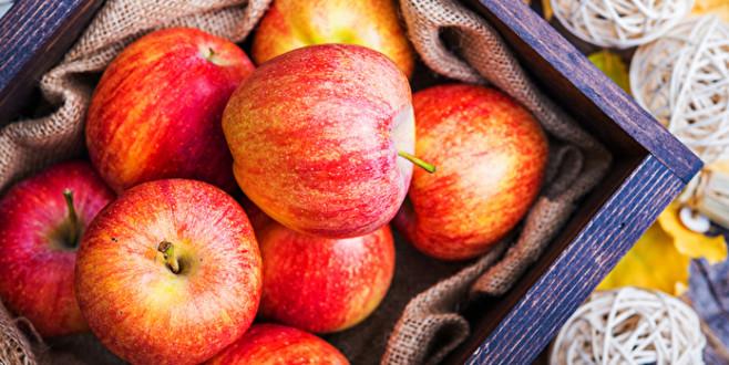 Her sabah bir elma hayat kurtarıyor!
