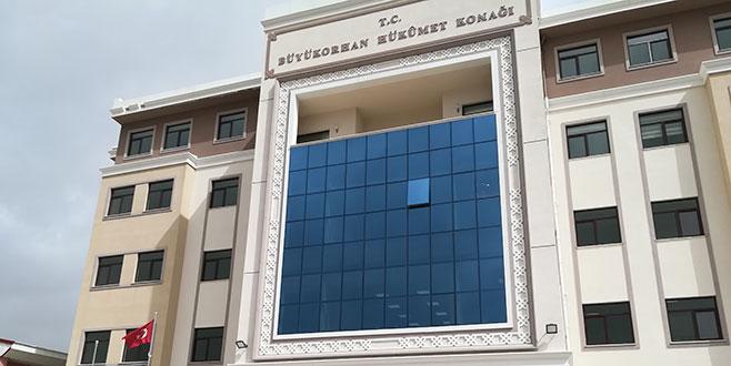 Hükümet Konağı yeni binasında