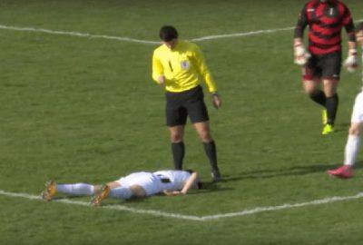 Maç sırasında hayatını kaybetti!
