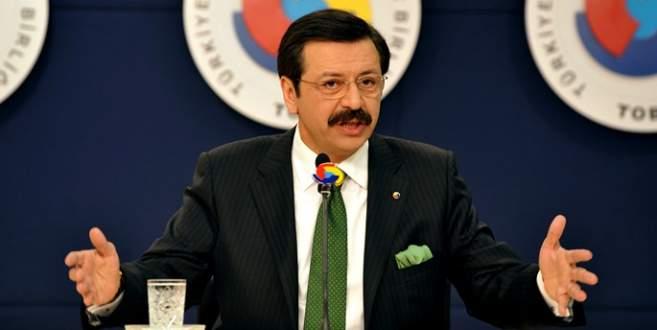 TOBB'dan Yenişehir ve Gemlik'e okul sözü