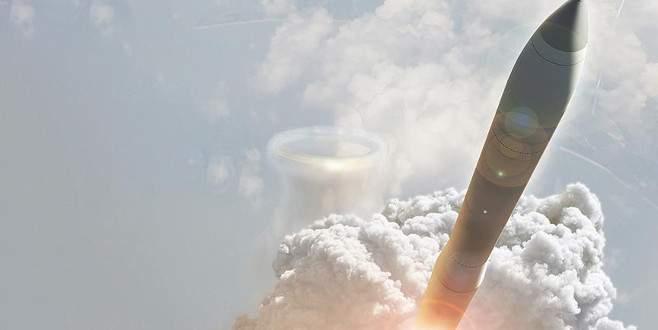 Suriye'de son dakika gelişmesi! Füzeler etkisiz hale getirildi