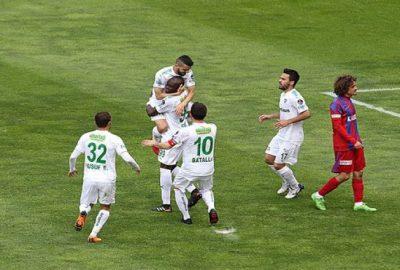 K. Karabükspor 1-4 Bursaspor