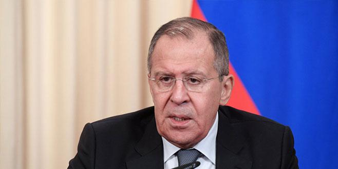Lavrov: ABD ile iletişim kanalları açık
