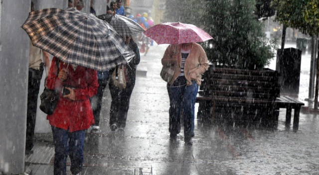 Bursalılar dikkat! Meteoroloji sağanak yağışın saatini verdi…