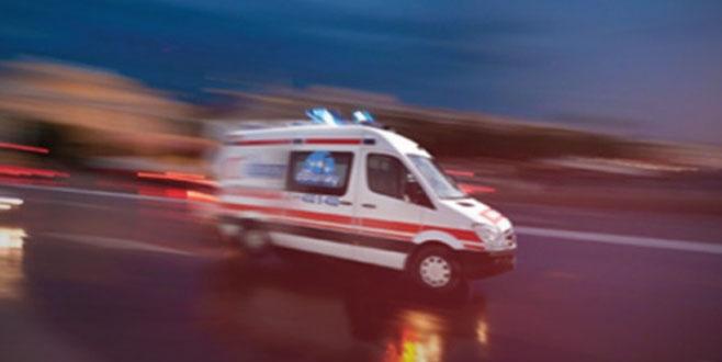 Hastaneye götürülürken silahlı saldırıda öldü