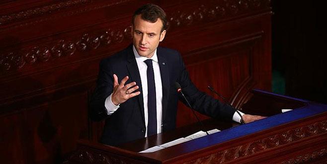 Fransa'dan Suriye açıklaması! Zamanı geldiğinde vurma kararını alacağız