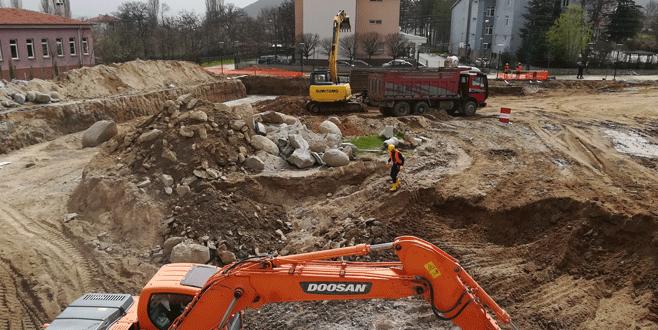 Yeni sağlık tesisinin inşaatına başlandı