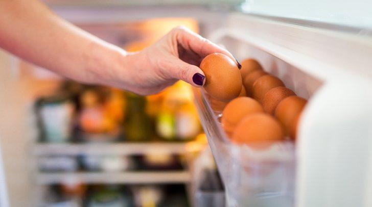 Buzdolabı kapağında saklamayın! Çünkü…