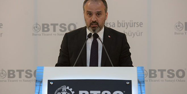 Bursa'yı büyütmek hepimizin görevi