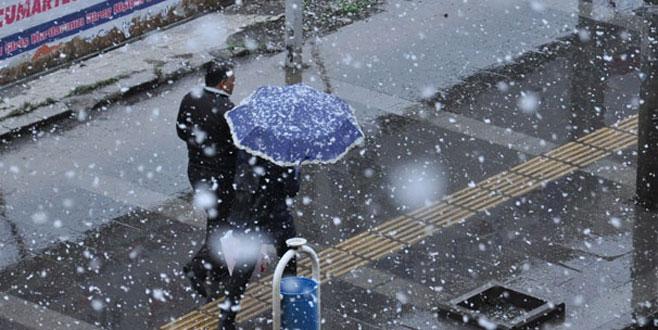 Nisan'da kar sürprizi