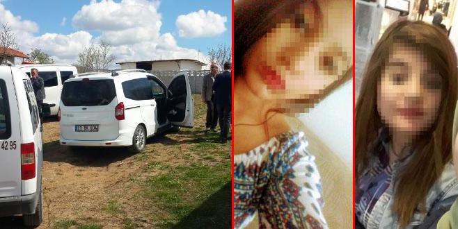 8 gündür kayıp olan 2 kız çocuğunu polis kurtardı