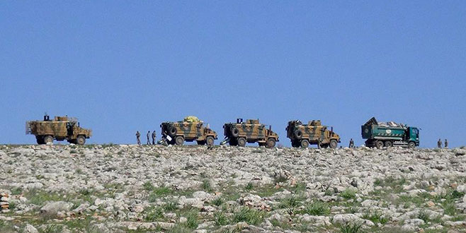 İdlib'de yeni gözlem noktası tesis edildi