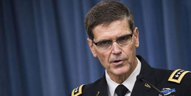 ABD'li komutandan YPG açıklaması: Sahadaki ana ortağımız