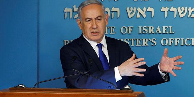 Netanyahu'dan 'U' dönüşü