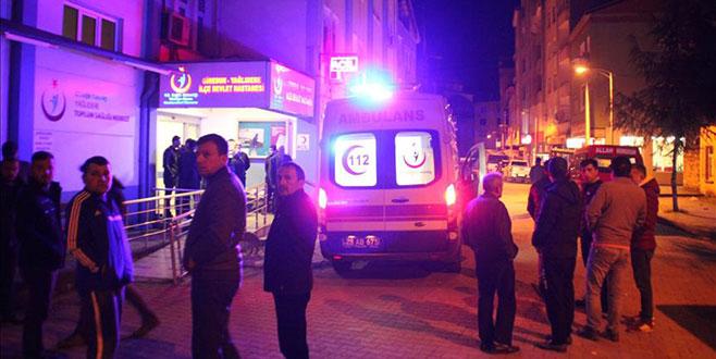 Giresun'da özel harekat aracı devrildi: 2 yaralı